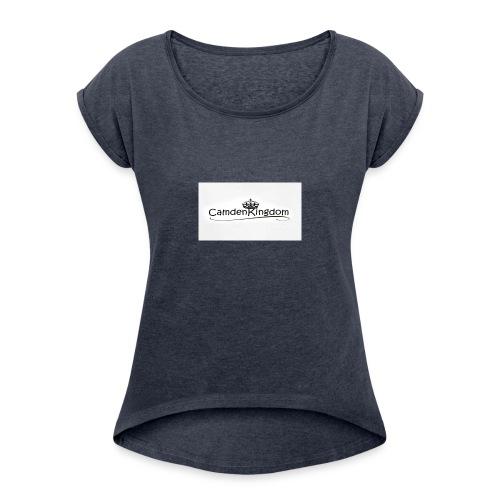 Camden Kingdom - Women's Roll Cuff T-Shirt
