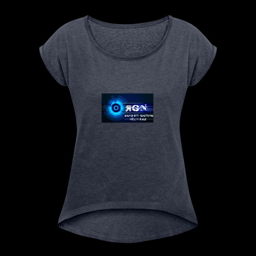 RGN partner gear - Women's Roll Cuff T-Shirt