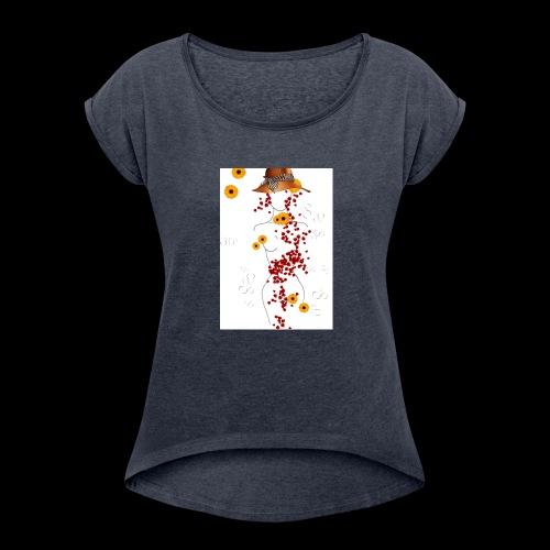 Chick - Women's Roll Cuff T-Shirt