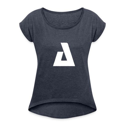 BIG A - Women's Roll Cuff T-Shirt