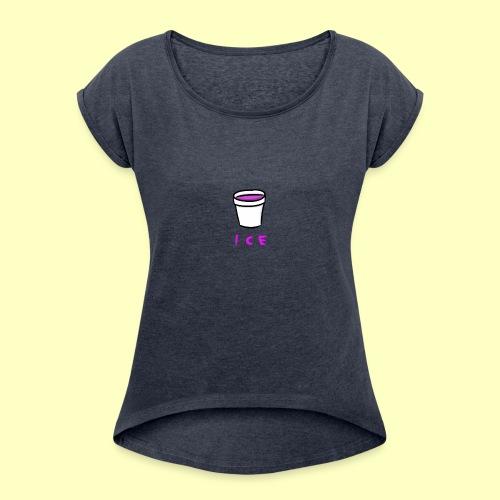 ICE - Women's Roll Cuff T-Shirt