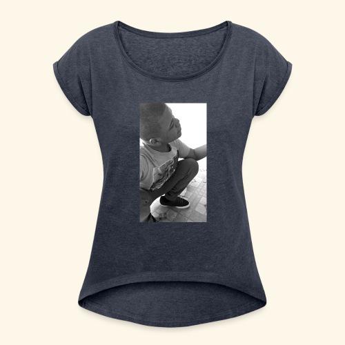 Chsjrmh Collection - Women's Roll Cuff T-Shirt