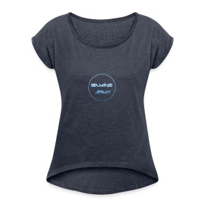 G-Army - Women's Roll Cuff T-Shirt