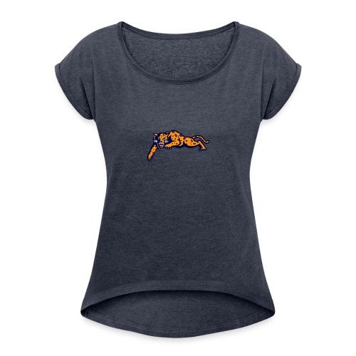 Jaguar - Women's Roll Cuff T-Shirt