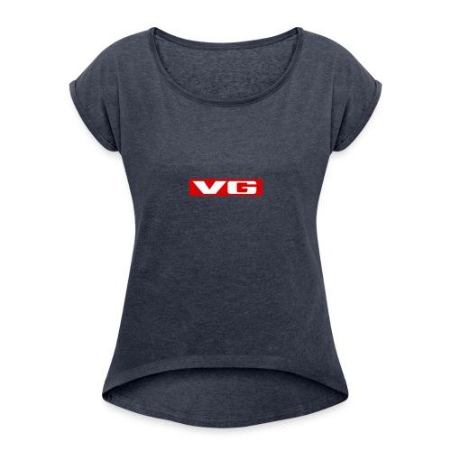 VG - Women's Roll Cuff T-Shirt