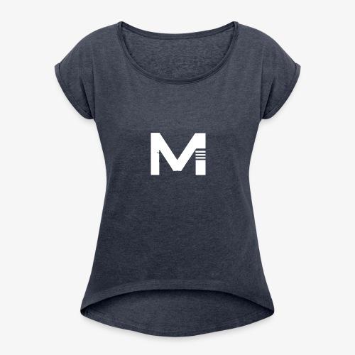 M original - Women's Roll Cuff T-Shirt