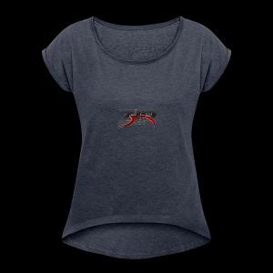 ZIP - Women's Roll Cuff T-Shirt