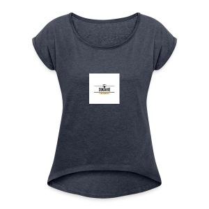DuGame - Women's Roll Cuff T-Shirt