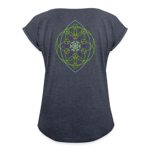 Sacred Tree - Women's Roll Cuff T-Shirt