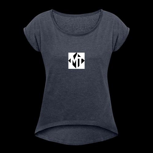 MTMain - Women's Roll Cuff T-Shirt