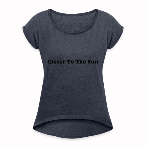 CTTS-1 - Women's Roll Cuff T-Shirt