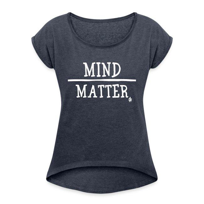 Mind over Matter white