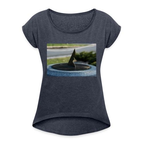 sun diel - Women's Roll Cuff T-Shirt
