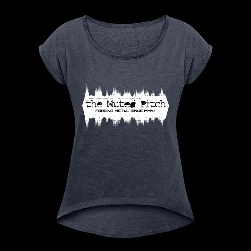 10th Anniversary - Women's Roll Cuff T-Shirt