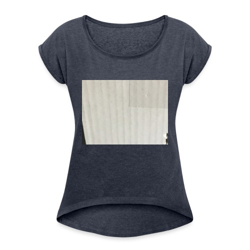 image - Women's Roll Cuff T-Shirt