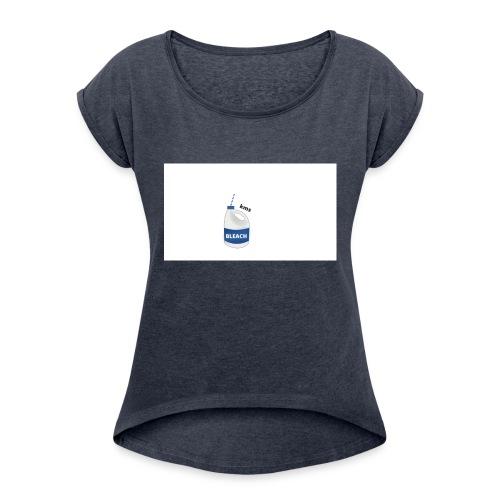 Bleach/ KMS - Women's Roll Cuff T-Shirt