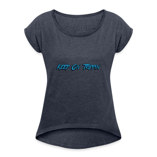 KOT - Women's Roll Cuff T-Shirt