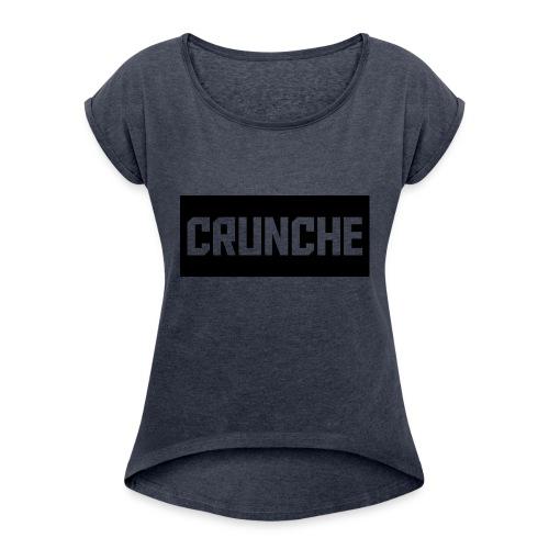 SPREADSHIRT - Women's Roll Cuff T-Shirt