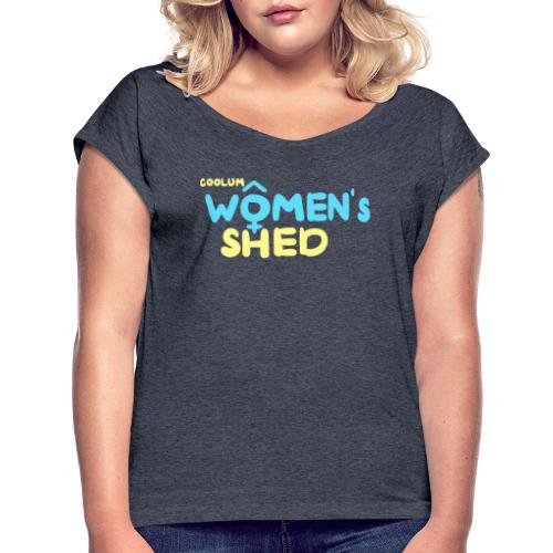 Coolum Women's Shed Tshirts - Women's Roll Cuff T-Shirt