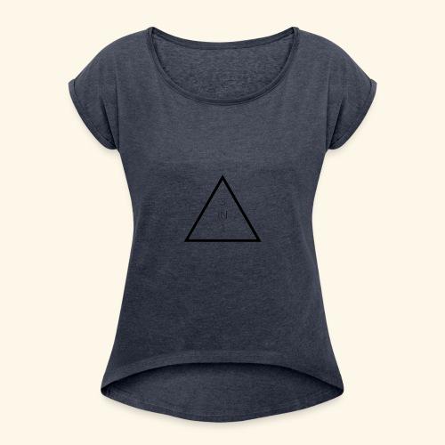 3 in 1 - Women's Roll Cuff T-Shirt
