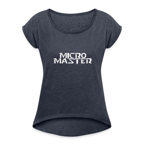 StarCraft 2 Micro Master - Women's Roll Cuff T-Shirt
