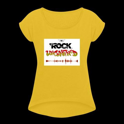 Eye Rock Unconfined - Women's Roll Cuff T-Shirt