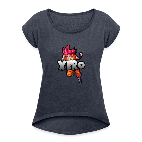 Xero - Women's Roll Cuff T-Shirt