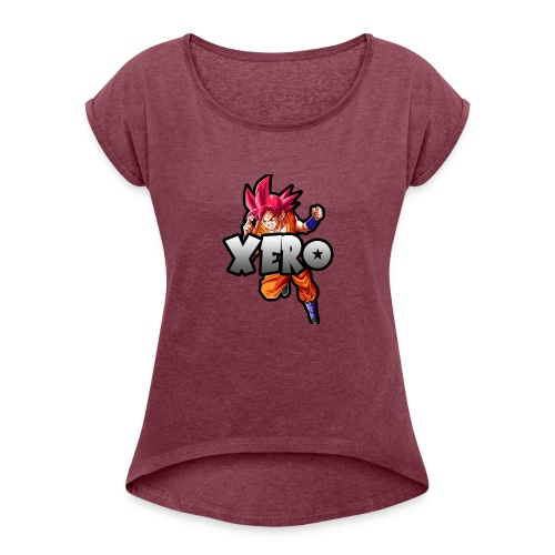 Xero - Women's Roll Cuff T-Shirt