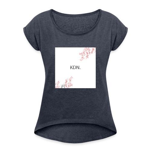 Tee - Women's Roll Cuff T-Shirt