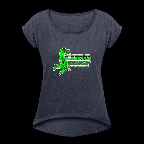 CGRG - Women's Roll Cuff T-Shirt