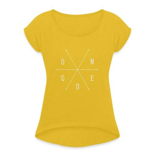 Ogden - Women's Roll Cuff T-Shirt