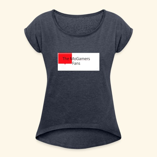 Screen Shot 2017 12 14 at 10 53 51 PM - Women's Roll Cuff T-Shirt