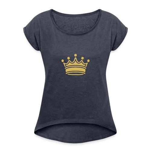 Noice - Women's Roll Cuff T-Shirt