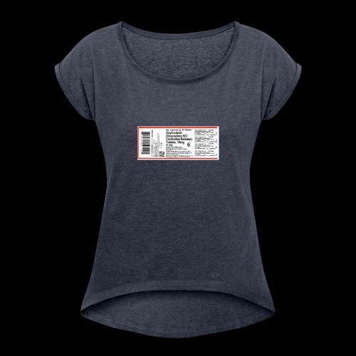 OX - Women's Roll Cuff T-Shirt