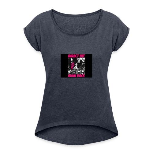 dunk - Women's Roll Cuff T-Shirt