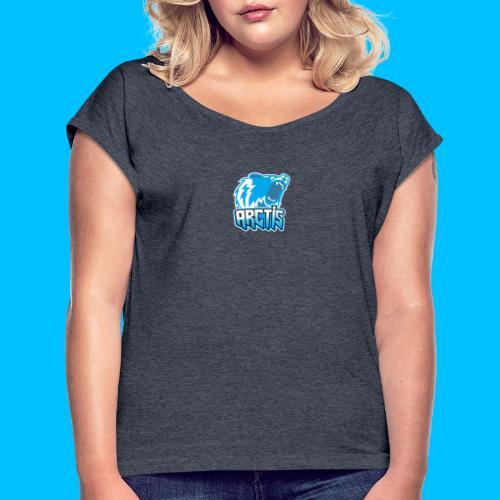 ARCTIS - Women's Roll Cuff T-Shirt