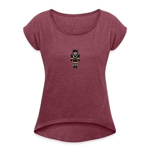 Dobdob - Women's Roll Cuff T-Shirt