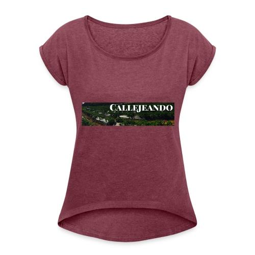 Traveller - Women's Roll Cuff T-Shirt