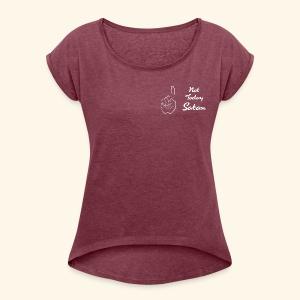 multi NTS - Women's Roll Cuff T-Shirt