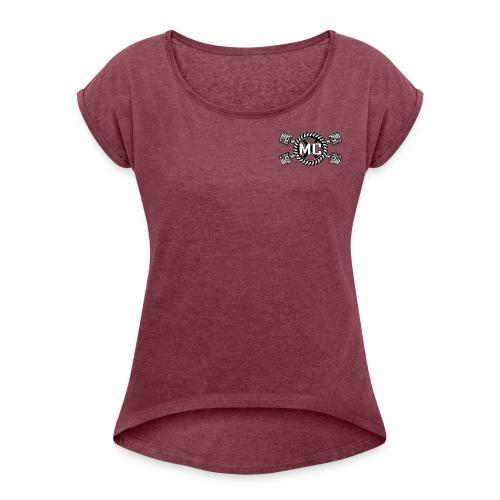 MCX Logo - Women's Roll Cuff T-Shirt
