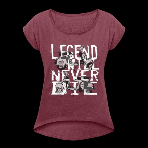Legend 1959 - Women's Roll Cuff T-Shirt
