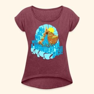 splashMT2 - Women's Roll Cuff T-Shirt