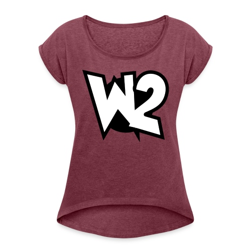 WayTwo! - Women's Roll Cuff T-Shirt
