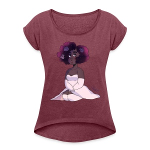 Summer Bride - Women's Roll Cuff T-Shirt
