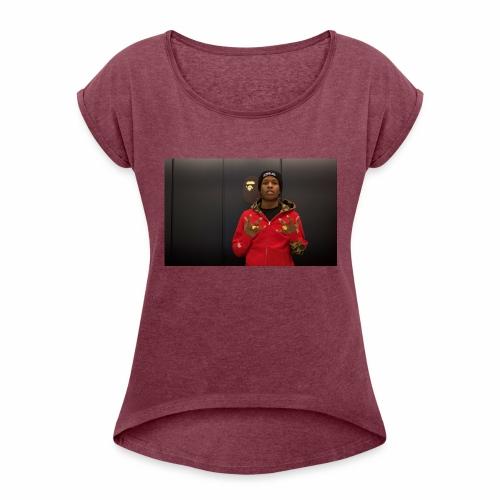 ROCKY - Women's Roll Cuff T-Shirt