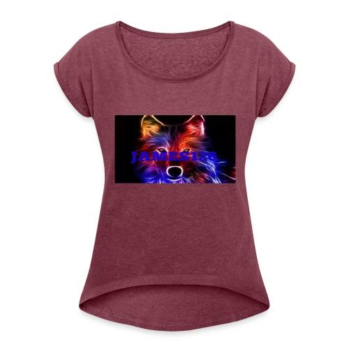 james126 - Women's Roll Cuff T-Shirt