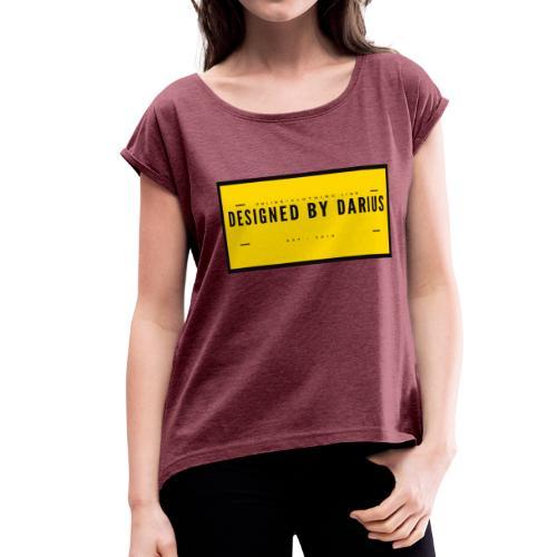Est.2018 - Women's Roll Cuff T-Shirt
