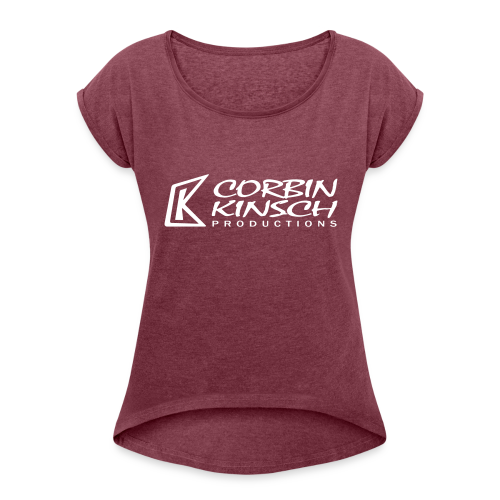 CKP - Women's Roll Cuff T-Shirt
