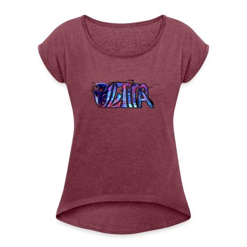 ULTRA - Women's Roll Cuff T-Shirt