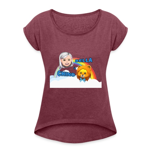 Bella And Chino Official - Women's Roll Cuff T-Shirt